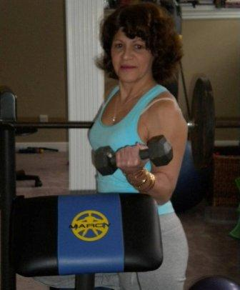 Female Personal Trainer Nancy
