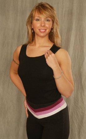 Female Personal Trainer Lisa