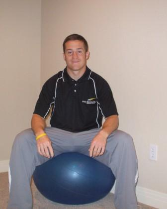In Home Personal Trainer Scott